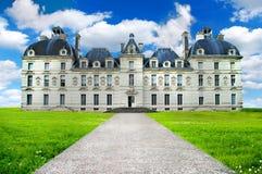 Κάστρο Cheverny Στοκ φωτογραφία με δικαίωμα ελεύθερης χρήσης
