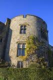 κάστρο chirk στοκ εικόνες