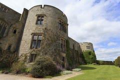 κάστρο chirk στοκ φωτογραφία