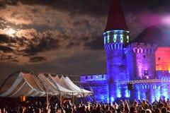 Κάστρο Corvin Στοκ Φωτογραφίες