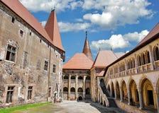 Κάστρο Corvin Στοκ φωτογραφία με δικαίωμα ελεύθερης χρήσης