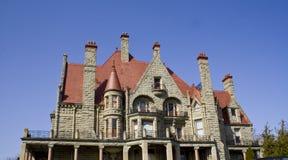 κάστρο craigdarroch στοκ εικόνες