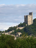 κάστρο cres στοκ εικόνες με δικαίωμα ελεύθερης χρήσης