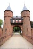 κάστρο de haar στοκ εικόνα