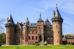 κάστρο de haar στοκ εικόνες με δικαίωμα ελεύθερης χρήσης