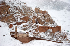 κάστρο dogubayazit ανατολική κοντινή παλαιά Τουρκία στοκ φωτογραφία με δικαίωμα ελεύθερης χρήσης
