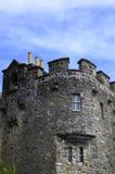 κάστρο donan eilean Σκωτία Στοκ εικόνες με δικαίωμα ελεύθερης χρήσης