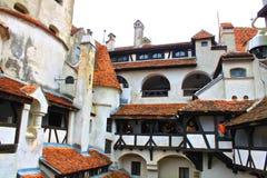 Κάστρο Dracula στοκ φωτογραφία