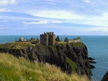 κάστρο dunnottar Σκωτία Στοκ Φωτογραφία