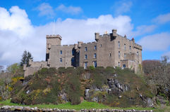 κάστρο dunvegan στοκ εικόνες με δικαίωμα ελεύθερης χρήσης