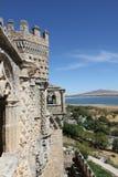 κάστρο EL manzanares πραγματικό Στοκ Φωτογραφίες