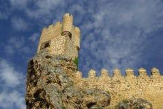 Κάστρο Frias Στοκ Εικόνα