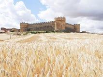 κάστρο grajal στοκ εικόνα