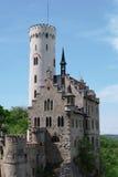 κάστρο gutenberg Λιχτενστάιν Στοκ φωτογραφία με δικαίωμα ελεύθερης χρήσης