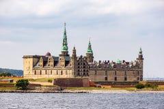 Κάστρο Hamletπριγκήπων Helsingor, Δανία Στοκ εικόνα με δικαίωμα ελεύθερης χρήσης