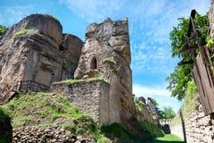 Κάστρο Helfenburk, Βοημία, Τσεχία, Ευρώπη Στοκ Εικόνες
