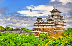 κάστρο Himeji Ιαπωνία Στοκ Εικόνα