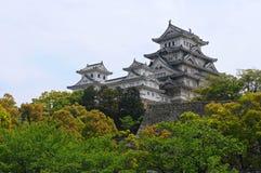 κάστρο Himeji Στοκ Εικόνα