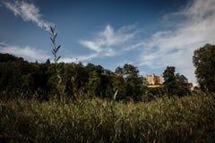 Κάστρο Hohenschwangau Schloss στη Γερμανία Στοκ εικόνες με δικαίωμα ελεύθερης χρήσης