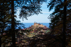 κάστρο hohenzollern Στοκ Εικόνες
