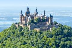 κάστρο hohenzollern Στοκ φωτογραφία με δικαίωμα ελεύθερης χρήσης