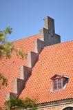 Κάστρο Holsteinborg Στοκ εικόνες με δικαίωμα ελεύθερης χρήσης