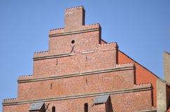 Κάστρο Holsteinborg Στοκ Εικόνες