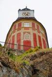 Κάστρο Javornik στην Τσεχία Στοκ φωτογραφία με δικαίωμα ελεύθερης χρήσης