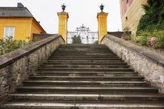 Κάστρο Javornik στην Τσεχία Στοκ Εικόνες