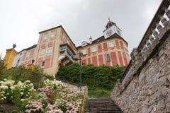 Κάστρο Javornik στην Τσεχία στοκ εικόνες με δικαίωμα ελεύθερης χρήσης