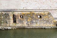 Κάστρο Kalmar Στοκ εικόνα με δικαίωμα ελεύθερης χρήσης