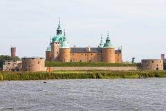 κάστρο kalmar Στοκ Φωτογραφίες