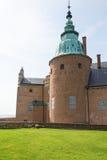 κάστρο kalmar Στοκ Εικόνα