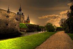 κάστρο kalmar Στοκ Εικόνες