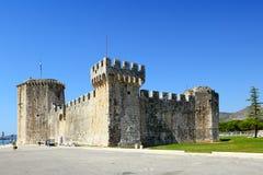 Κάστρο Kamerlengo σε Trogir Στοκ Εικόνες
