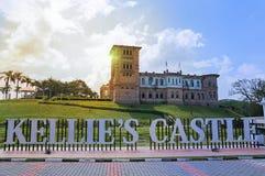κάστρο kellie s Στοκ φωτογραφία με δικαίωμα ελεύθερης χρήσης