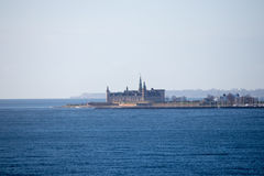 κάστρο kronborg Στοκ φωτογραφίες με δικαίωμα ελεύθερης χρήσης