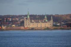 κάστρο kronborg Στοκ εικόνα με δικαίωμα ελεύθερης χρήσης
