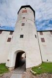 Κάστρο Lacko στη Σουηδία στοκ εικόνα με δικαίωμα ελεύθερης χρήσης
