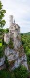 Κάστρο Lichtenstein στη Γερμανία Στοκ Εικόνες