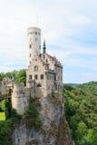 Κάστρο Lichtenstein στη Γερμανία Στοκ φωτογραφίες με δικαίωμα ελεύθερης χρήσης