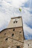 Κάστρο Ljubliana, Σλοβενία στοκ εικόνα
