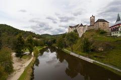 κάστρο loket στοκ φωτογραφία