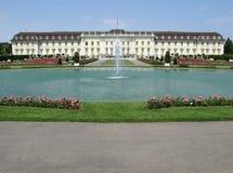 κάστρο ludwigsburg Στοκ φωτογραφία με δικαίωμα ελεύθερης χρήσης