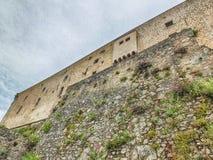Κάστρο Malaspina Στοκ Εικόνες