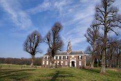 Κάστρο Marquette κοντά σε Heemskerk στοκ φωτογραφία με δικαίωμα ελεύθερης χρήσης
