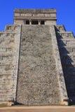 κάστρο mayan Στοκ εικόνες με δικαίωμα ελεύθερης χρήσης