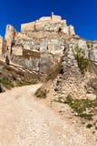 κάστρο morella Ισπανία Στοκ εικόνα με δικαίωμα ελεύθερης χρήσης