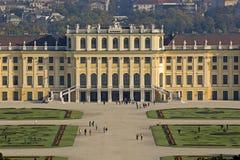 κάστρο nbrunn sch Βιέννη Στοκ εικόνες με δικαίωμα ελεύθερης χρήσης