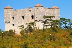 Κάστρο Nehaj σε Senj Στοκ εικόνα με δικαίωμα ελεύθερης χρήσης